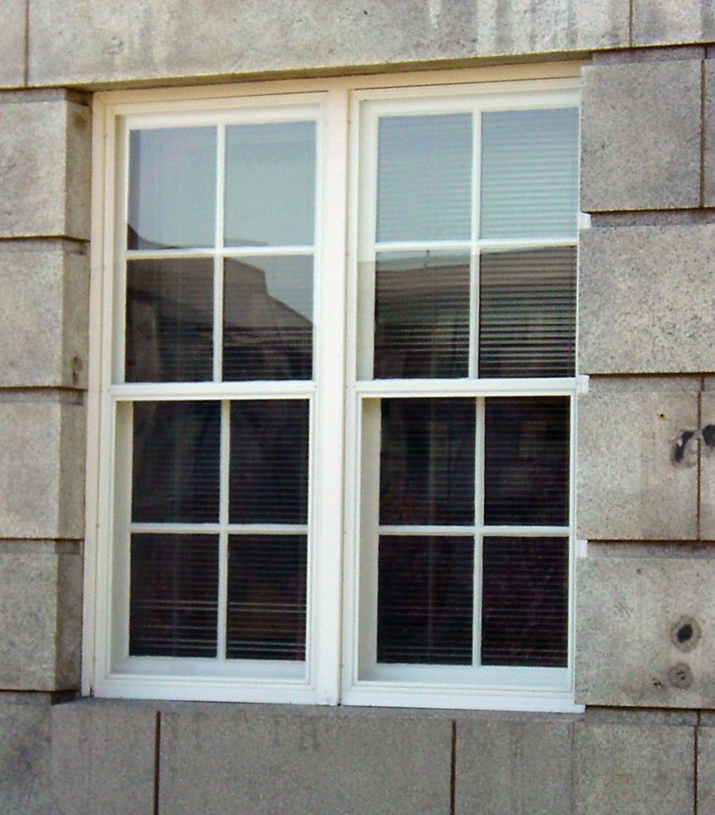 New Window Reproduction, Matching Existing Windows And Details