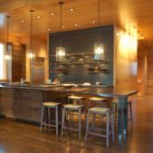 Neathermead Custom Kitchen Cabinetry, Wood Counters