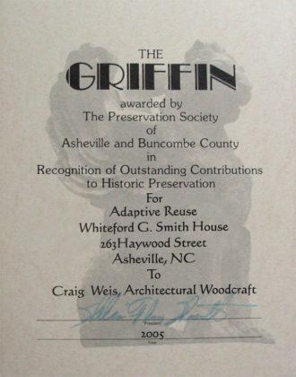 Griffin-Historic-Renovation-Award-2005