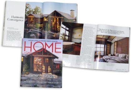 Edgerton home in Carolina Home + Garden