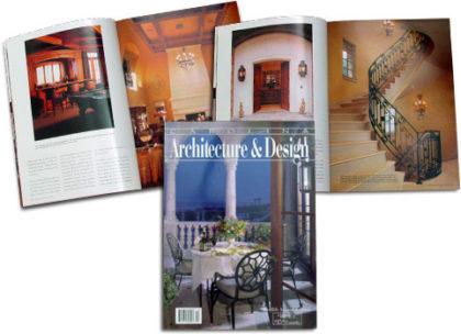 Architect & Design magazine